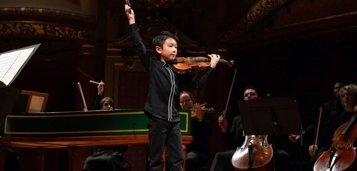 顶尖小提琴大师罗宾·威尔森